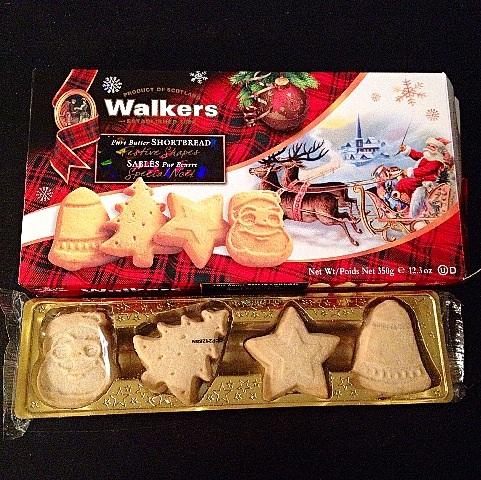 Walkers Shortbread - Christmas edition