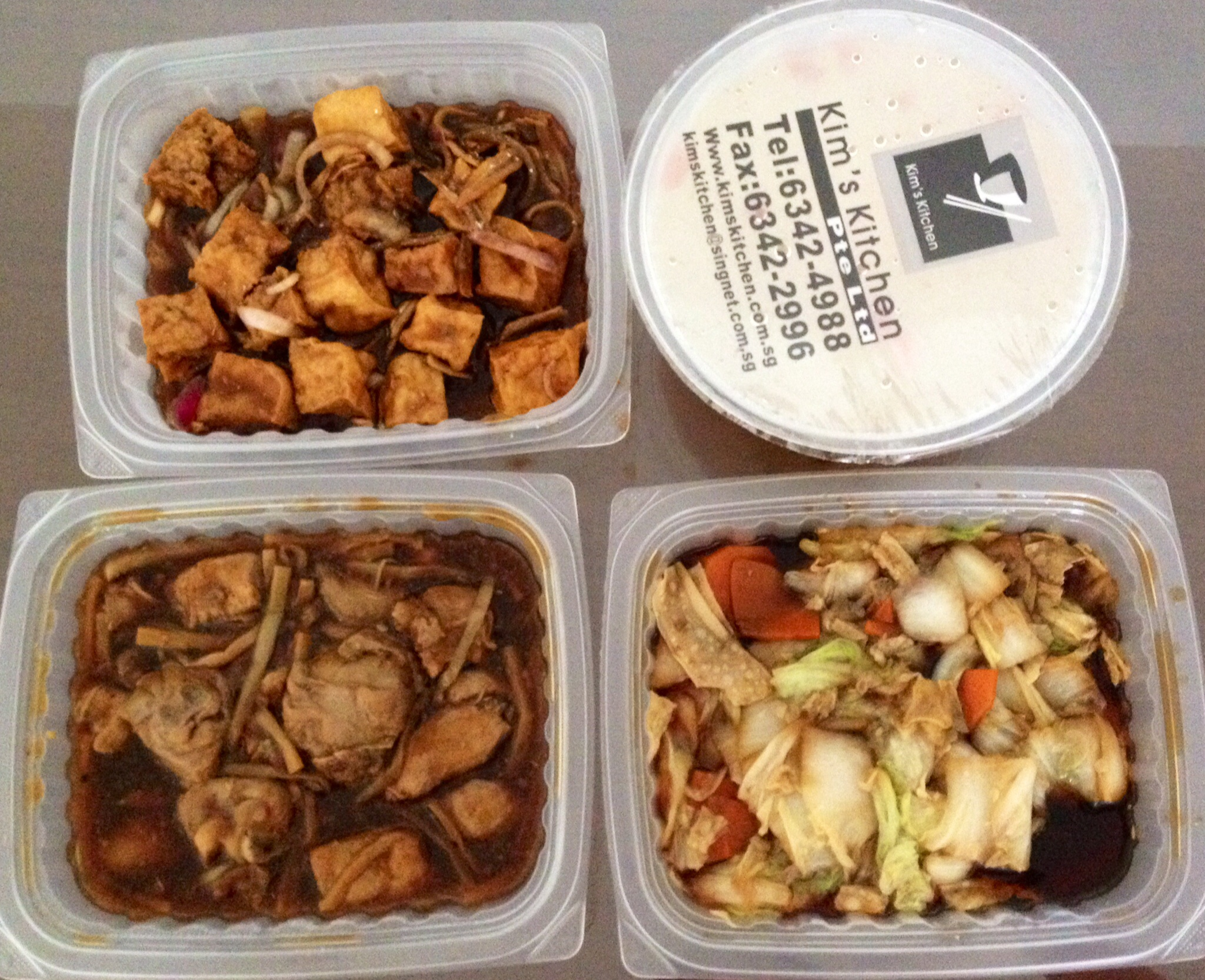Tingkat Delivery – Kim\'s Kitchen | JREmembrance