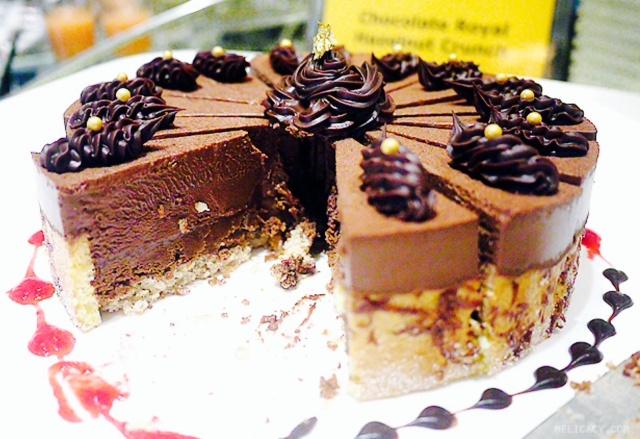 Chocolate Royal Hazelnut Crunch