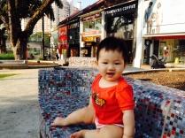 Baby E at HV 3