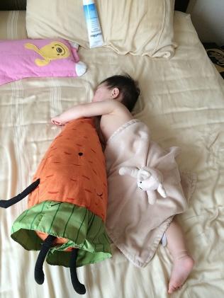 Sleeping Baby E