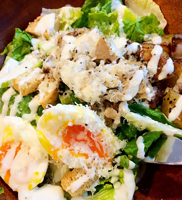 The Green Bar salad