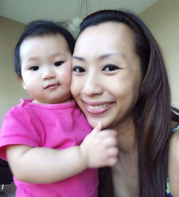 Rachel and Baby E