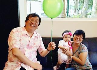 Calgarians Ps Eddy and Aunty Jessie