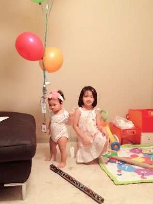 Baby E and Vionn