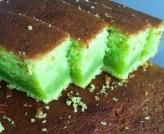 Pandan Kaya Butter Cake