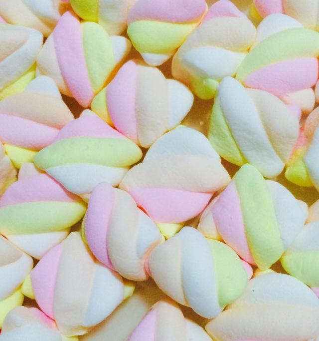 Marshmallow snack