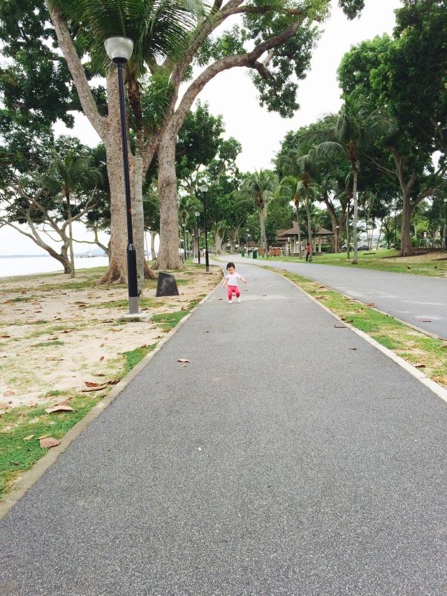 Walking E