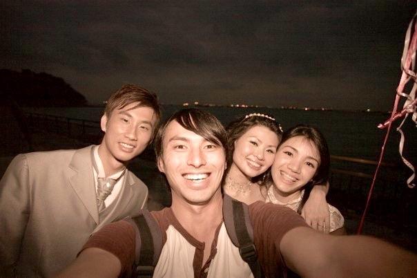 Group photo taken in 2009