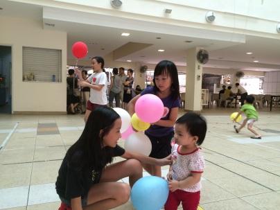 Balloon time!