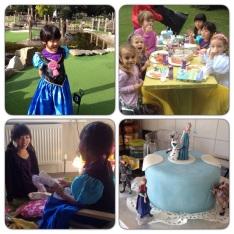 Daniella's 6th birthday
