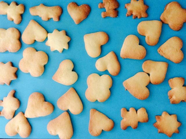 Cookies baked!