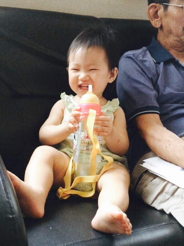 Elated from straw drinking