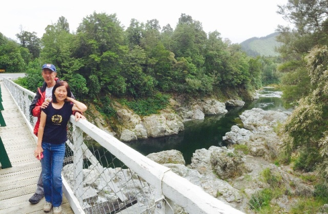 Bridge over Pelorus River