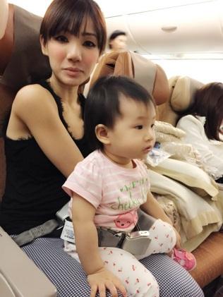 On flight