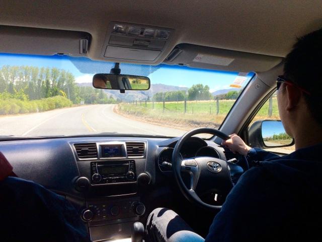 J driving