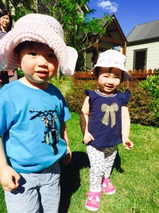 M and E at Wanaka