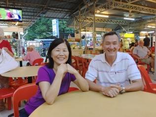 Mum and Dad at Long Beach