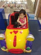 Kiddy rides