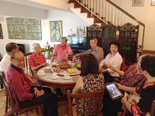 CNY Visitation