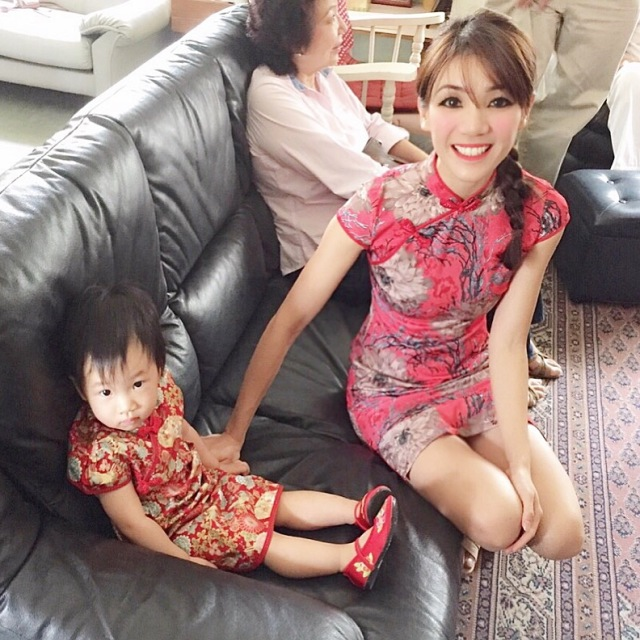 Cheongsam Dollies
