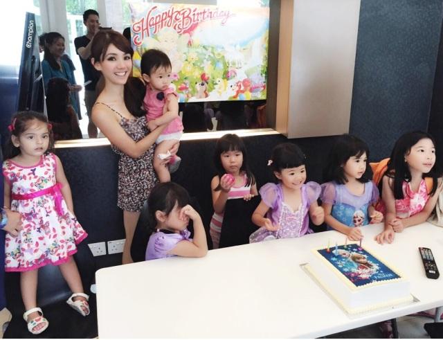 Li Ting's birthday party