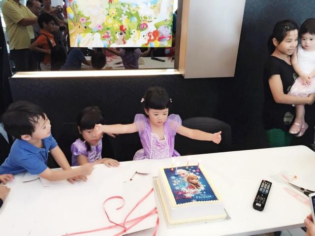Li Ting's Birthday