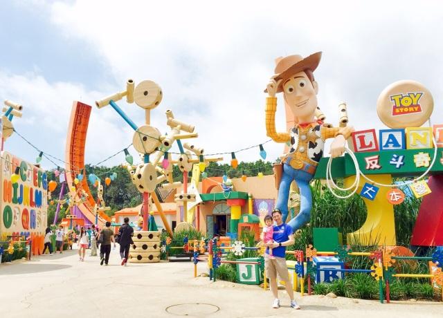 Hello Sheriff Woody!