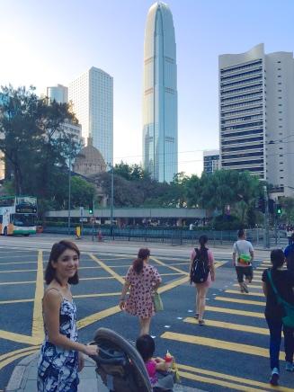 At Central, Hong Kong
