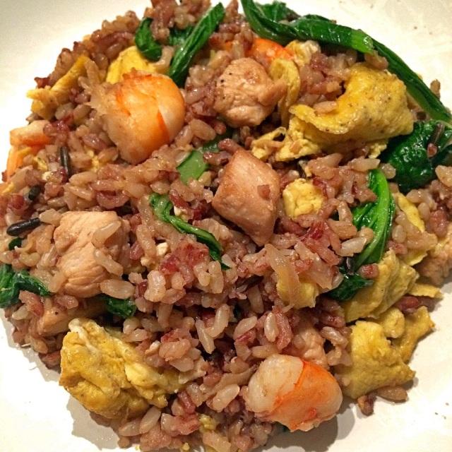 Multigrain fried rice