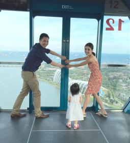 Singapore Flyer 2015