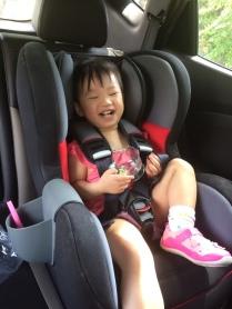 Car seat euphoria