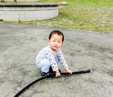 Asher at AMK-Bishan Park