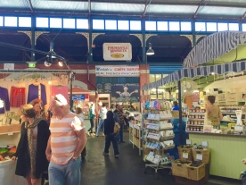 First sight within Fremantle Markets