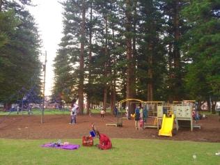 Playground at Fremantle