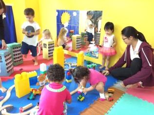 Wee Care playroom