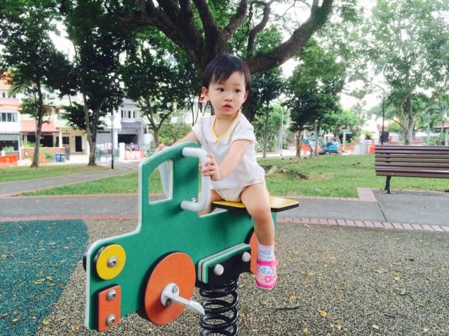 Tai Hwan Drive playground