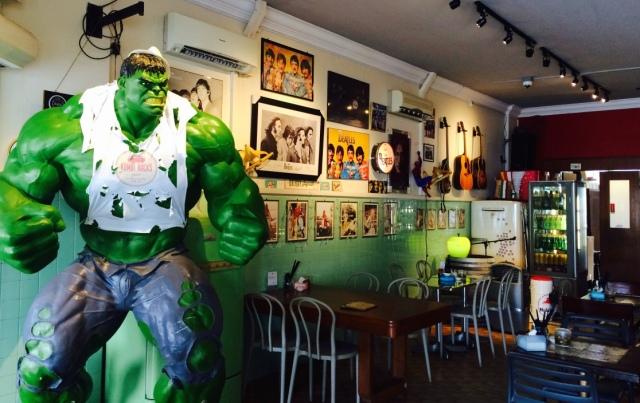Comb Rocks Green Hulk