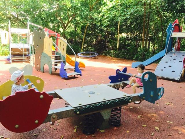 Playground at Rainforest Kidzworld