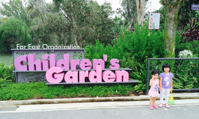 Children's Garden at GBTB