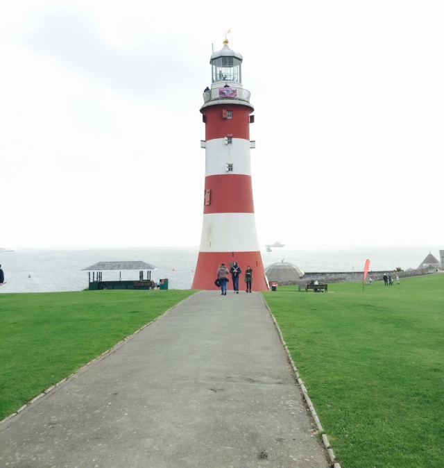 Smeaton's Tower lighthouse