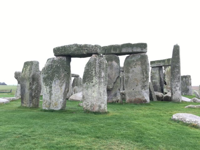 Stonehenge up close