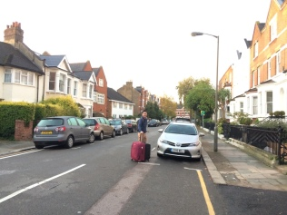 Along the streets of Putney