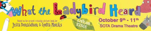 What the Ladybird Heard banner