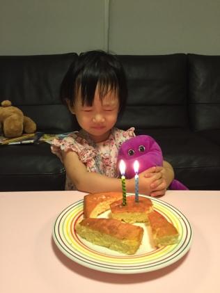 Little E 2nd birthday