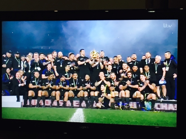 All Blacks won!