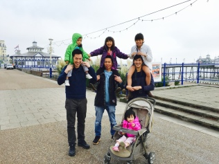 Fun @ the Pier