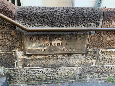 Moore Stairs