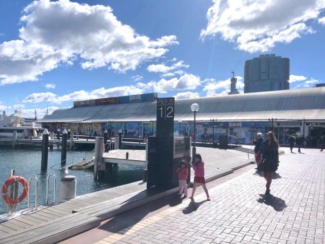 Pier 26 Sydney Darling Harbour