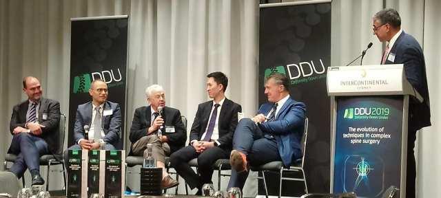 DDU 2019 panel